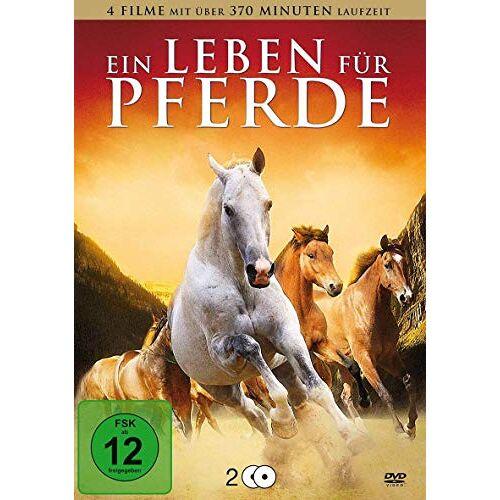 Albert Lamorisse - Ein Leben für Pferde (Red Fury - Der weisse Hengst - Die Ranch der Pferde - Pferde) 2 DVD Set - Preis vom 20.01.2020 06:03:46 h