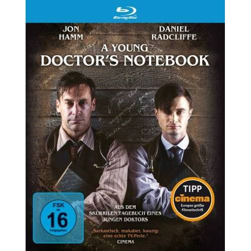 Alex Hardcastle - A Young Doctor's Notebook [Blu-ray] - Preis vom 24.01.2021 06:07:55 h