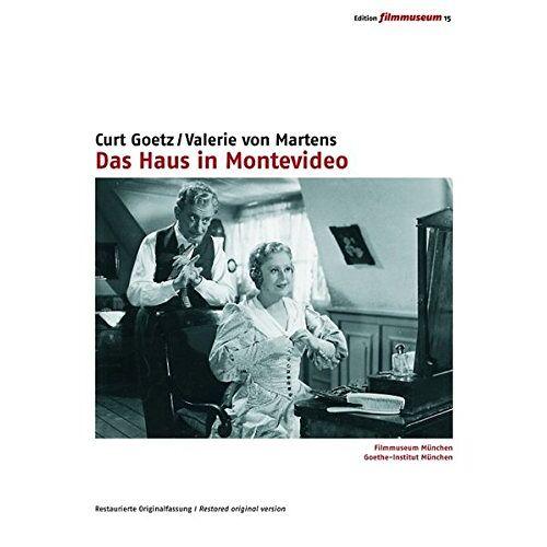 Curt Goetz - Das Haus in Montevideo - Preis vom 24.01.2021 06:07:55 h