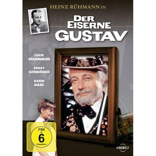 Georg Hurdalek - Der Eiserne Gustav - Preis vom 20.10.2020 04:55:35 h