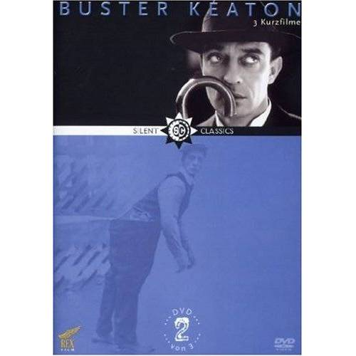 Buster Keaton - Buster Keaton, Vol. 02 - Preis vom 17.01.2021 06:05:38 h