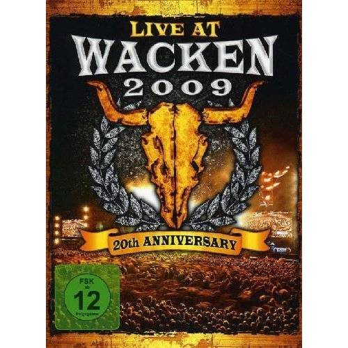 Saxon - Wacken 2009 - Live At Wacken Open Air [3 DVDs] - Preis vom 11.05.2021 04:49:30 h