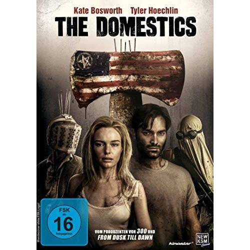 Nelson, Mike P. - The Domestics - Preis vom 28.02.2021 06:03:40 h