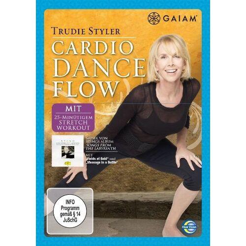 Trudie Styler - Trudie Stylers - Cardio Dance Flow - Preis vom 02.12.2020 06:00:01 h
