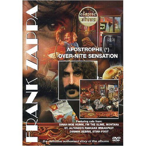 Frank Zappa - Apostrophe(') Over-Nite Sensation - Preis vom 13.04.2021 04:49:48 h