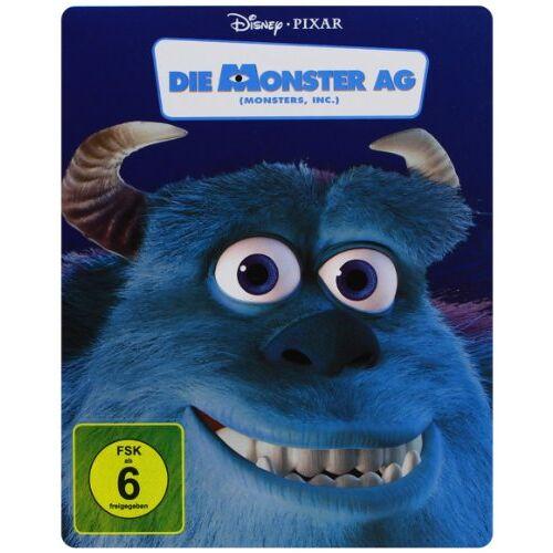 Peter Docter - Die Monster AG - Steelbook [Blu-ray] [Limited Edition] - Preis vom 12.05.2021 04:50:50 h