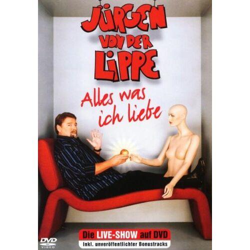 Lippe, Jürgen von der - Jürgen von der Lippe - Alles was ich liebe - Preis vom 21.10.2020 04:49:09 h