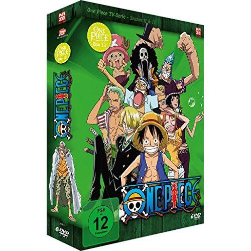 Konosuke Uda - One Piece - Box 13: Season 11 & 12 (Episoden 391-421) [6 DVDs] - Preis vom 09.04.2021 04:50:04 h