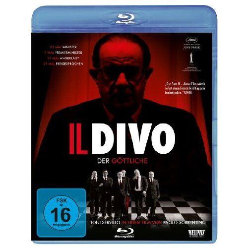 Paolo Sorrentino - Il Divo - Der Göttliche [Blu-ray] - Preis vom 14.04.2021 04:53:30 h