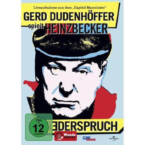 Gerd Dudenhöffer - Gerd Dudenhöffer spielt Heinz Becker - Wiederspruch! - Preis vom 11.05.2021 04:49:30 h