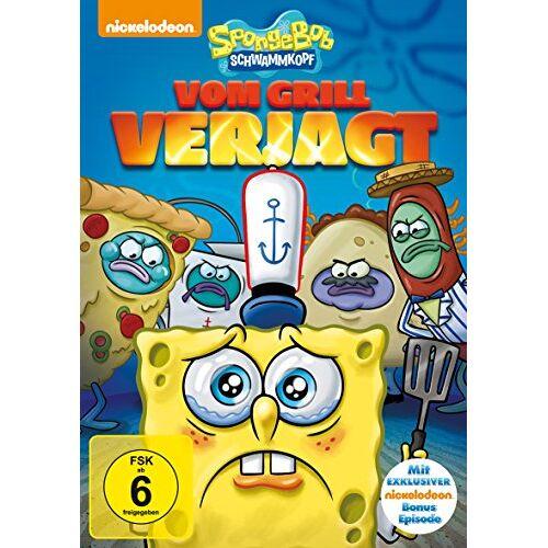 - SpongeBob Schwammkopf - Vom Grill verjagt - Preis vom 21.04.2021 04:48:01 h