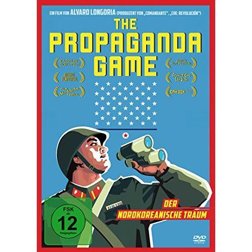 Álvaro Longoria - The Propaganda Game - Der nordkoreanische Traum - Preis vom 18.10.2020 04:52:00 h