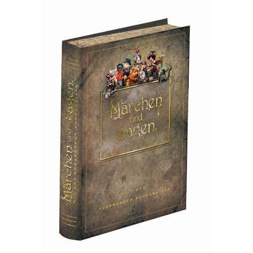 Manfred Jenning - Augsburger Puppenkiste - Märchen und Sagen mit der Augsburger Puppenkiste [3 DVDs] - Preis vom 20.10.2020 04:55:35 h