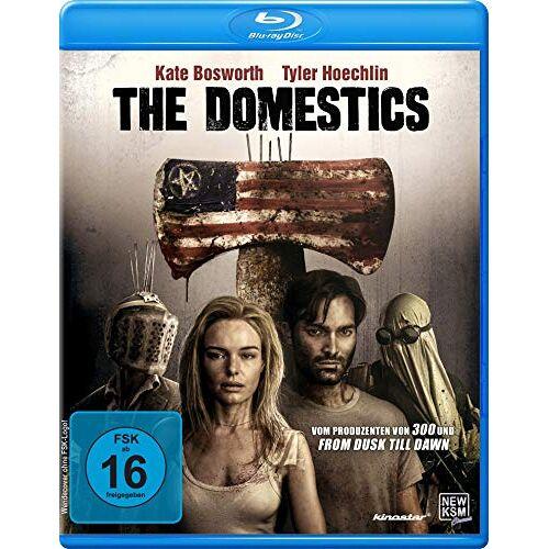 Nelson, Mike P. - The Domestics [Blu-ray] - Preis vom 21.04.2021 04:48:01 h