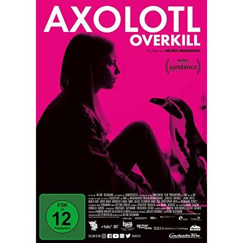 Jasna Fritzi Bauer - Axolotl Overkill - Preis vom 11.05.2021 04:49:30 h