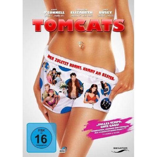 Gregory Poirier - Tomcats - Preis vom 24.02.2021 06:00:20 h