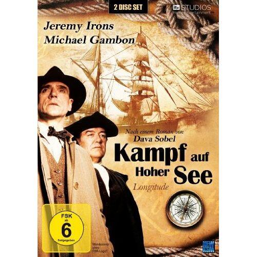 Charles Sturridge - Kampf auf hoher See (2 Disc Set) - Preis vom 11.04.2021 04:47:53 h