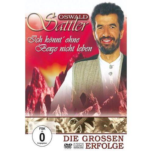 Oswald Sattler - Ich könnt' ohne Berge nicht leben - Preis vom 20.10.2020 04:55:35 h