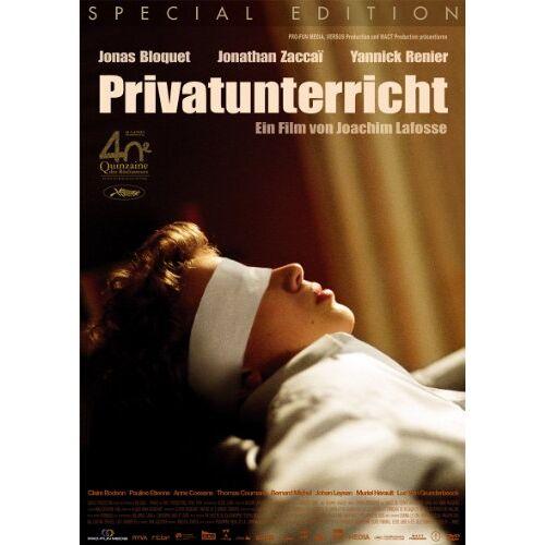 Joachim Lafosse - PRIVATUNTERRICHT [Special Edition - Deutsche Fassung] - Preis vom 28.02.2021 06:03:40 h