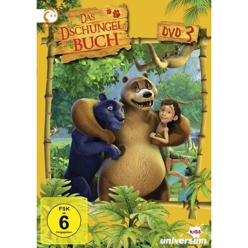 - Das Dschungelbuch, DVD 03 - Preis vom 12.05.2021 04:50:50 h