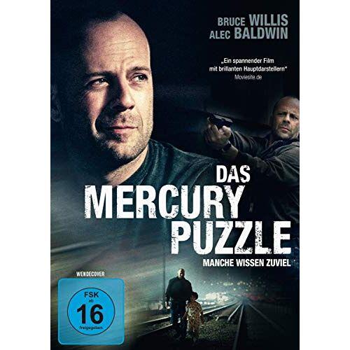 Harold Becker - Das Mercury Puzzle - Preis vom 18.10.2020 04:52:00 h
