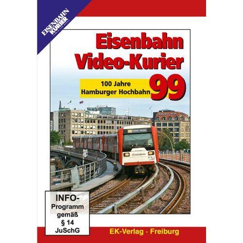 - Eisenbahn Video-Kurier 99 - 100 Jahre Hamburger Hochbahn - Preis vom 10.04.2021 04:53:14 h