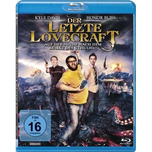 Henry Saine - Der letzte Lovecraft [Blu-ray] - Preis vom 18.01.2020 06:00:44 h