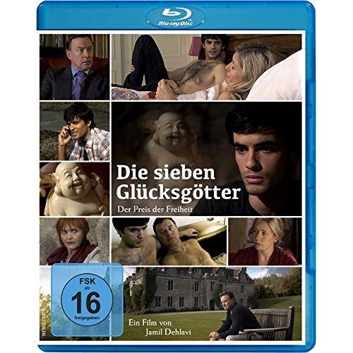 Jamil Dehlavi - Die sieben Glücksgötter - Der Preis der Freiheit (Blu-ray)) - Preis vom 12.05.2021 04:50:50 h