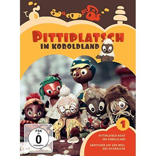- Pittiplatsch im Koboldland, Vol. 1 [2 DVDs] - Preis vom 13.05.2021 04:51:36 h