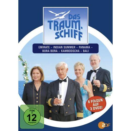 Fritz Umgelter - Das Traumschiff DVD-Box 8 - Preis vom 08.04.2020 04:59:40 h