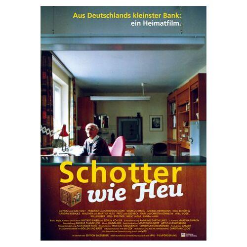 Sigrun Köhler - Schotter wie Heu - Preis vom 24.02.2021 06:00:20 h