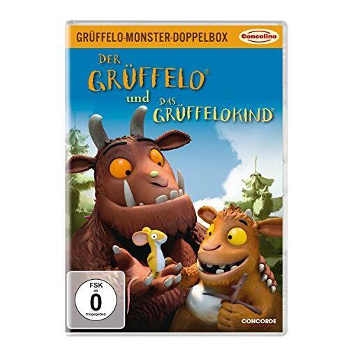 Jakob Schuh - Grüffelo-Monster - Box: Der Grüffelo/Das Grüffelokind [2 DVDs] - Preis vom 24.02.2021 06:00:20 h