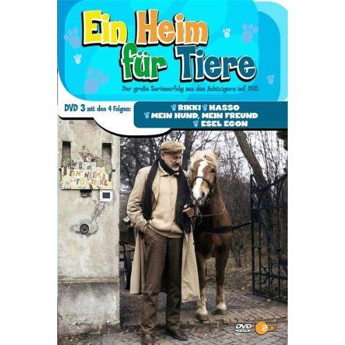 Siegfried Wischnewski - Ein Heim für Tiere - DVD 03 - Preis vom 19.10.2020 04:51:53 h