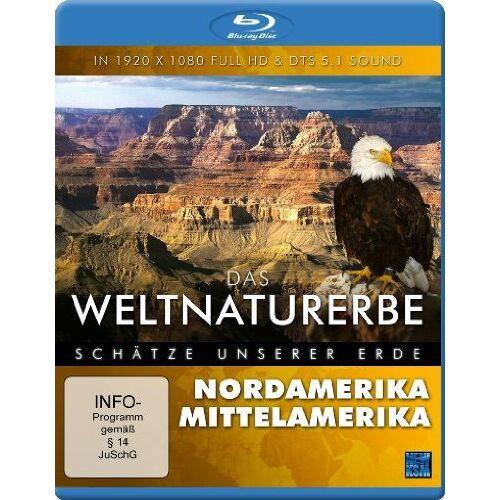 - Das Weltnaturerbe - Schätze unserer Erde - Nordamerika/Mittelamerika [Blu-ray] - Preis vom 28.02.2021 06:03:40 h