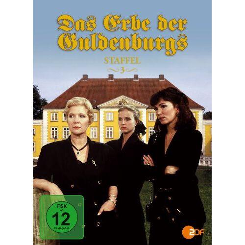 Gero Erhardt - Das Erbe der Guldenburgs - Staffel 3 [4 DVDs] - Preis vom 19.01.2021 06:03:31 h