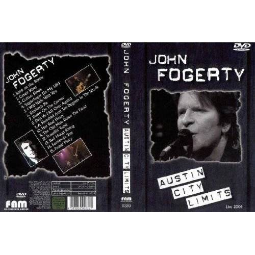 Unbekant - John Fogerty - Austin City Limits Live - Preis vom 21.04.2021 04:48:01 h