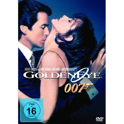 Martin Campbell - James Bond 007 - Goldeneye - Preis vom 15.05.2021 04:43:31 h