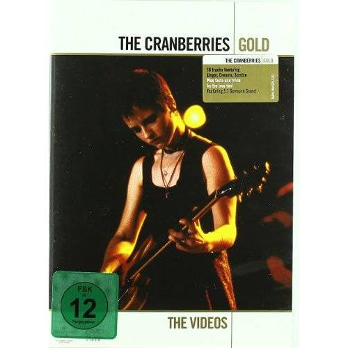 Cranberries - The Cranberries - Gold Collection-The Videos - Preis vom 25.01.2021 05:57:21 h