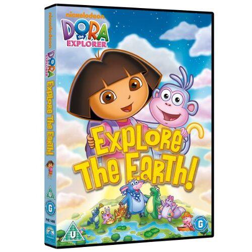 - Dora The Explorer - Dora Explore The Earth [DVD] - Preis vom 13.08.2019 05:57:06 h