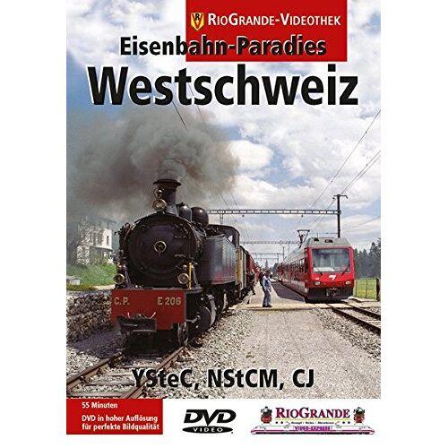 - Eisenbahn-Paradies Westschweiz - Preis vom 27.02.2021 06:04:24 h