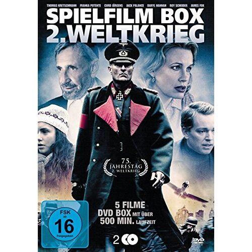 - Spielfilm Box 2. Weltkrieg [2 DVDs] - Preis vom 20.10.2020 04:55:35 h