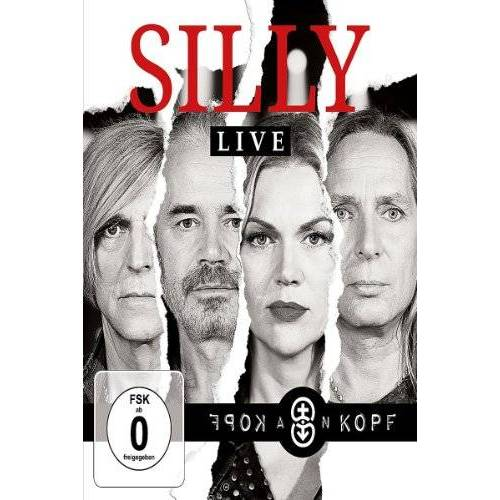 Silly - Kopf an Kopf Live [Blu-ray] - Preis vom 22.01.2021 05:57:24 h