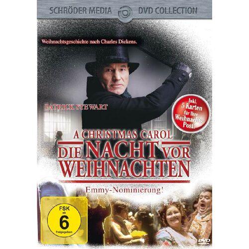 David Hugh Jones - A Christmas Carol - Die Nacht vor Weihnachten *Inkl. 5 Weihnachtspostkarten!* - Preis vom 22.02.2021 05:57:04 h