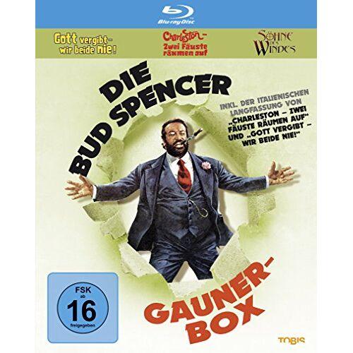 Bud Spencer - Die Bud Spencer Gauner Box [Blu-ray] - Preis vom 23.01.2021 06:00:26 h