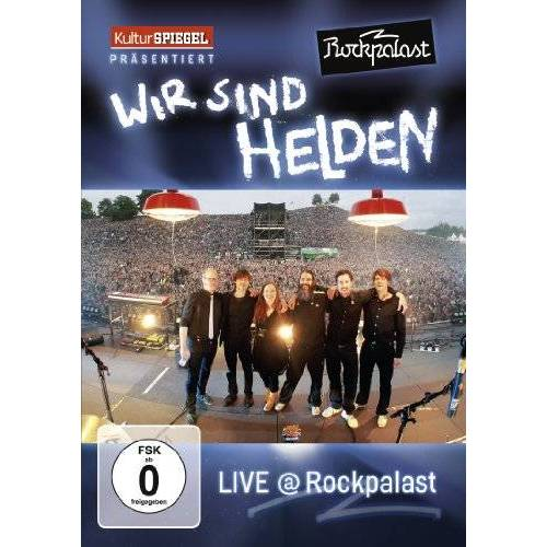 Wir sind Helden - Live At Rockpalast (Kultur Spiegel) - Preis vom 20.10.2020 04:55:35 h