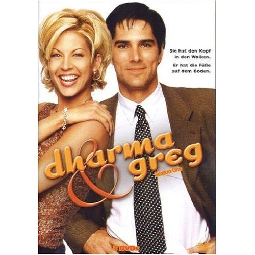 Gail Mancuso - Dharma & Greg - Season 1 [3 DVDs] - Preis vom 17.04.2021 04:51:59 h