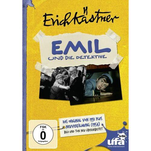 - Emil und die Detektive (1931 & 1954) - Preis vom 12.05.2021 04:50:50 h