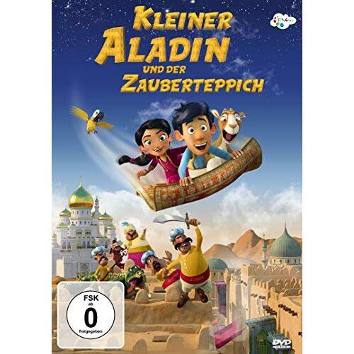 - Kleiner Aladin und der Zauberteppich - Preis vom 21.01.2021 06:07:38 h