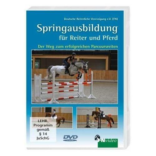 - Springausbildung für Reiter und Pferd, DVD - Preis vom 11.05.2021 04:49:30 h