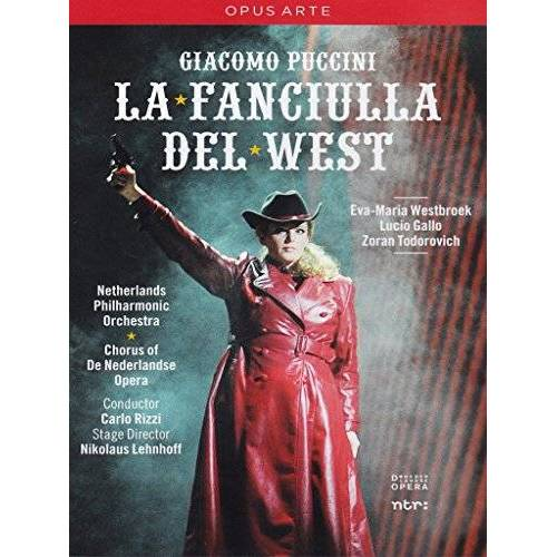 Nikolaus Lehnhoff - Giacomo Puccini - La Fanciulla del West [DVD] - Preis vom 05.05.2021 04:54:13 h